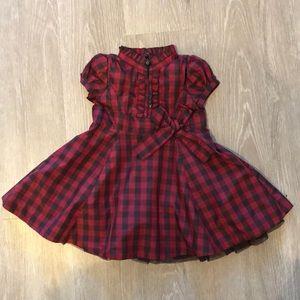 Baby Gap holiday dress (12-18 mo)